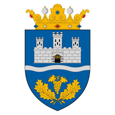 Hedrehely címer